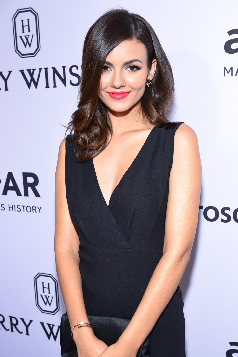Victoria Justice (Photo: Patrick McMullan).