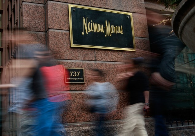 Soon, there will be a new way to shop at Neiman Marcus. (Photo: Getty)