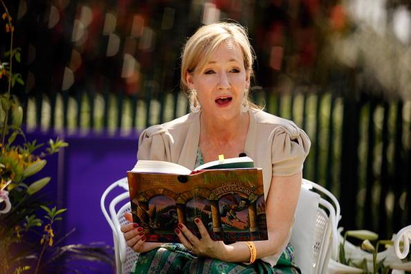 JK Rowling Birthday