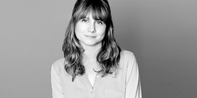 Artist-in-residence Annie Baker, a Pulitzer Prize-winning playwright. (Photo courtesy of Accabonac House)