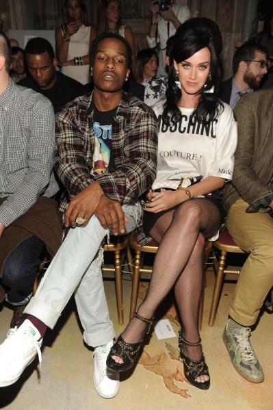 ASAP Rocky;Katy Perry