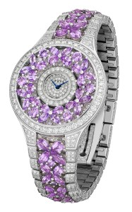 Diamond Watch (Photo Courtesy of Graff Diamonds)
