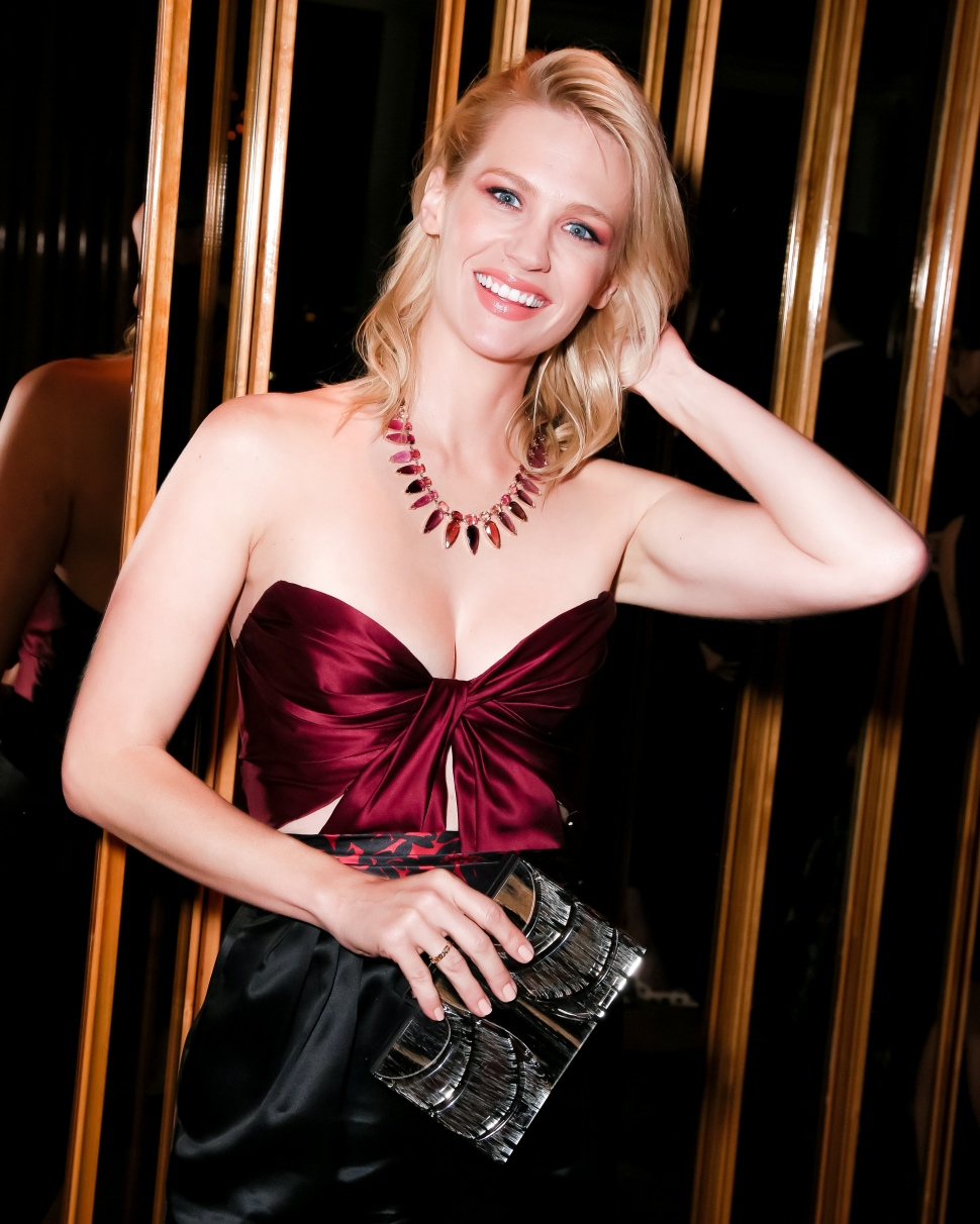 January Jones (Photo: BFA).