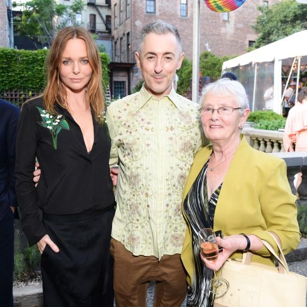 Stella McCartney, Alan Cumming, Mary Darling