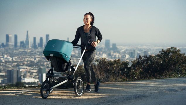 Bugaboo's new jogging stroller launched last week. (Photo: Bugaboo)