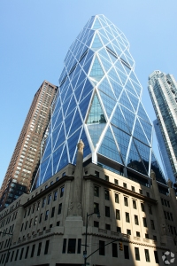 Hearst Tower. (Photo courtesy CoStar Group.)