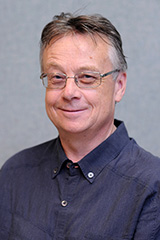 UC-Riverside English professor David Lloyd founded the U.S. Campaign for the Academic and Cultural Boycott of Israel. (UCR.EDU faculty)