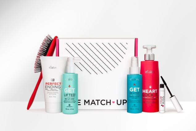 The subscription service launched this morning. (Photo: eSalon)
