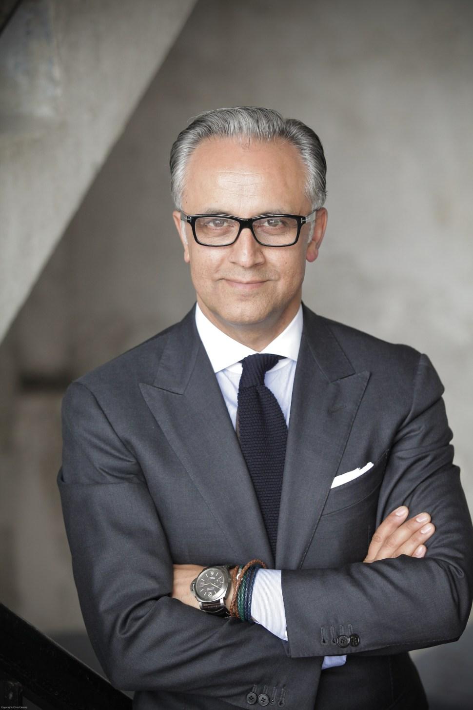 Franco Salhi (Photo: Vesture).