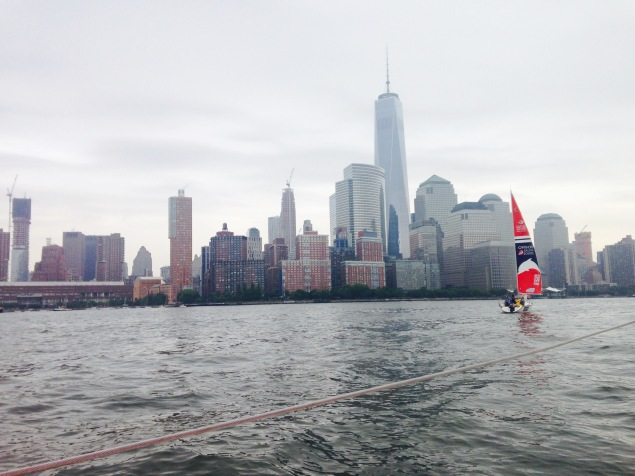 Offshore Sailing School officially opens a new location in Lower Manhattan Saturday, June 20.