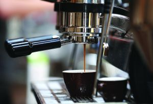 Good coffee is hard to find at 7 a.m. (Photo by Justin Sullivan/Getty Images)