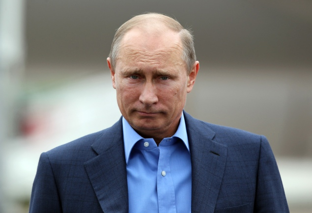 Russian President Vladimir Putin. (Photo: Peter Muhly - WPA Pool/Getty Images)