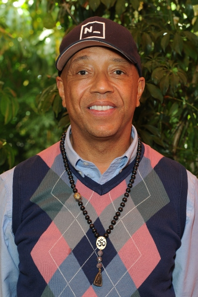 Russell Simmons. (Photo: Getty Images)
