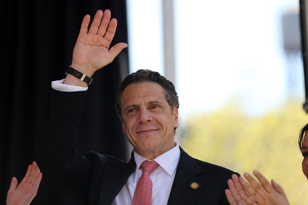 On Tuesday, Governor Andrew Cuomo was pleased to announced that New York legislative leaders agreed upon Cuomo's bill designed to fight campus sexual assault. (Spencer Platt/Getty Images)