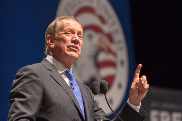 Former Gov. George Pataki. (Photo: Richard Ellis/Getty Images)