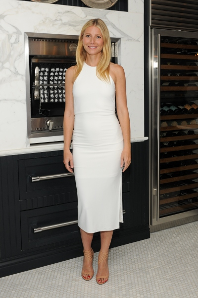 LOS ANGELES, CA - JUNE 08:  Gwyneth Paltrow attends Gwyneth Paltrow Celebrates Windsor Smith's Homefront on June 8, 2015 in Los Angeles, California.  (Photo by Stefanie Keenan/Getty Images for Windsor Smith Home)