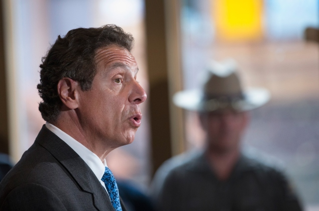 Gov. Andrew Cuomo.  (Photo by Scott Olson/Getty Images)