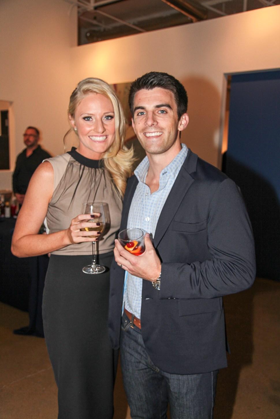 Jen Blackman Lavalle, Kevin Lavalle (Photo: Mizzen+Main).