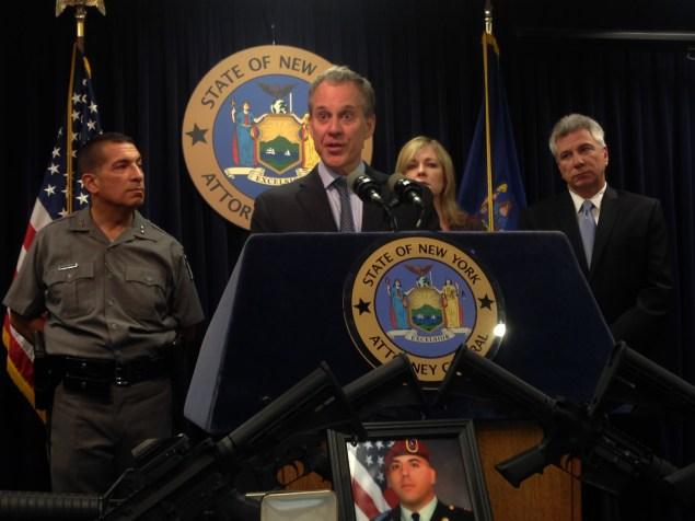 Attorney General Eric Schneiderman (Photo: Will Bredderman/New York Observer).