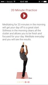 (Screenshot: Meditation Made Simple)