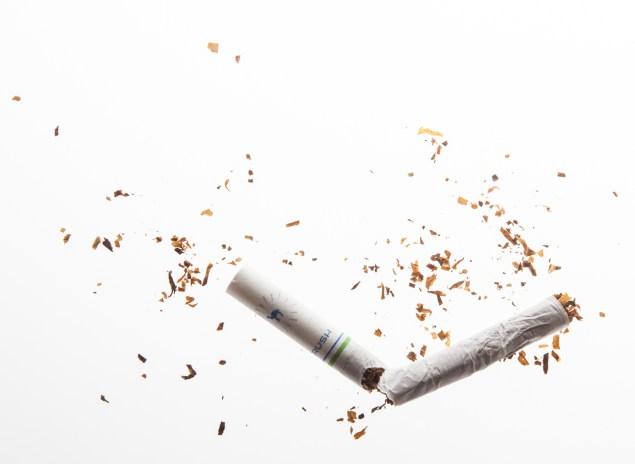 Cigarettes PHOTO: Emily Assiran/New York Observer