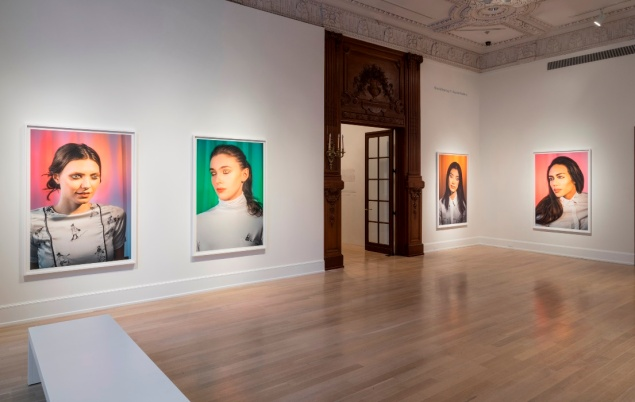 """Installation view of the exhibition""""Laurie Simmons: How We See."""" and The Jewish Museum. (Photo: David Heald.Art © Laurie Simmons. Courtesy the artist and Salon 94)"""