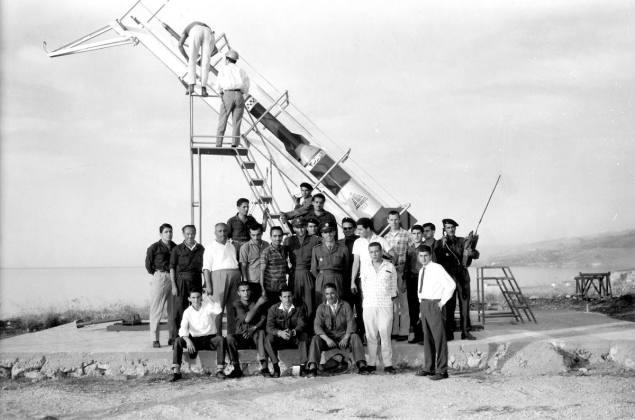 Lebanese Rocket Society, (2011). Directed by Joana Hadjithomas, Khalil Joreige. (Photo: Courtesy MoMA)