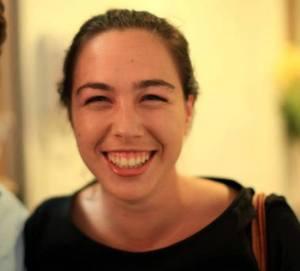 Rebecca Lynch. (Photo: Jon Reznick)