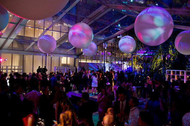 The MoMA Party in the Garden 2014 (Courtesy: MoMA)