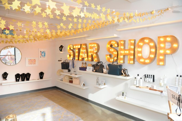 A look at StarShop's Times Square headquarters. (Photo: Michael Simon/startraksphoto.com)