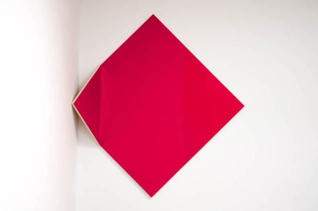 Kaz Oshiro's Untitled Still Life at FLAG Art Foundation exhibition. (Courtesy Honor Fraser Gallery, Joshua White/JWPictures.com)
