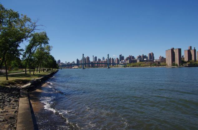 The bridge to Randall's Island from Manhattan. (Photo: Facebook/Randall's Island Park)