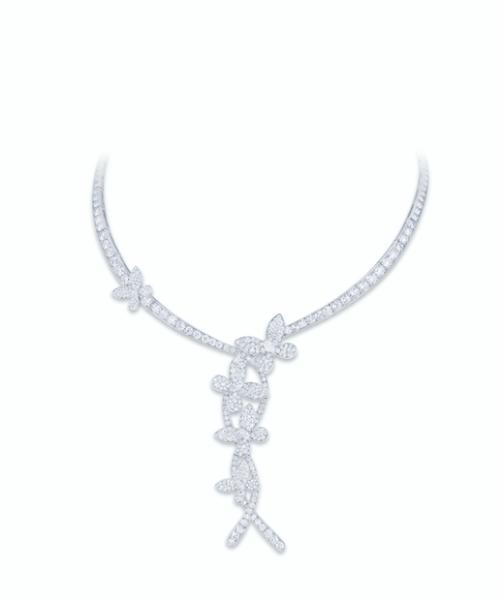 Diamond Necklace (Photo Courtesy of Graff Diamonds)