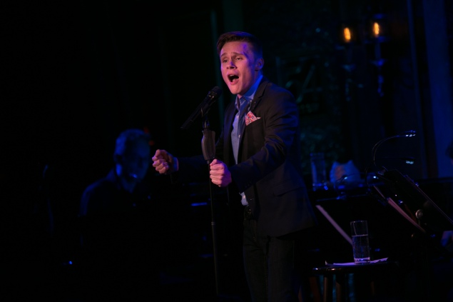 Seth Sikes pays tribute to Judy Garland. (Photo: Kevin Thomas Garcia)