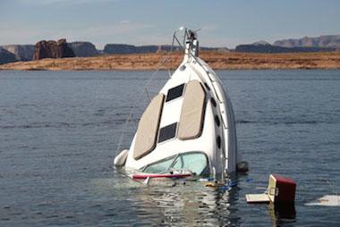 sinkboat