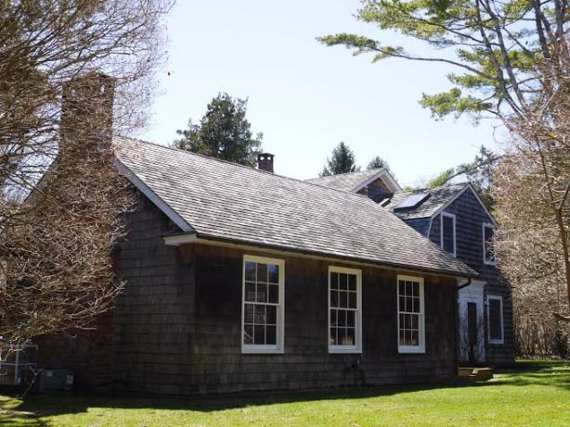 The Accabonic House located in the heart of Historic Spring/East Hampton. (Photo courtesy of the Accabonac House)