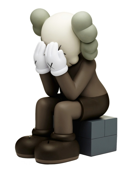 Kaws' COMPANION (PASSING THROUGH).