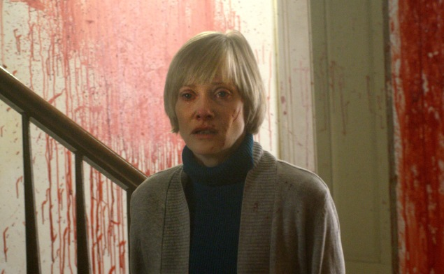 Barbara Crampton in We Are Still Here.