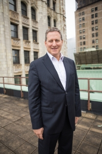 Kenneth S. Horn, ESQ, President of Alchemy Properties, who is overseeing the conversion. (Arman Dzidzovic/New York Observer)