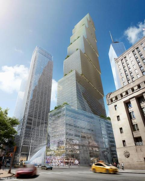 2 World Trade Center. (Dbox)