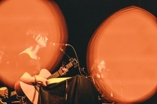 Sharon Van Etten playing Northside Festival