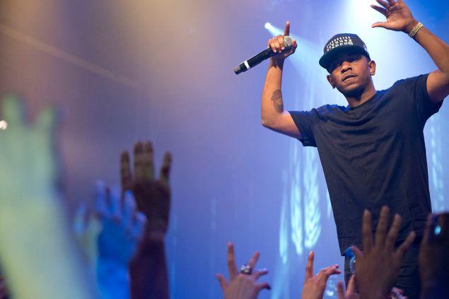 Kendrick Lamar in concert. (Photo: Courtesy of Wikimedia)