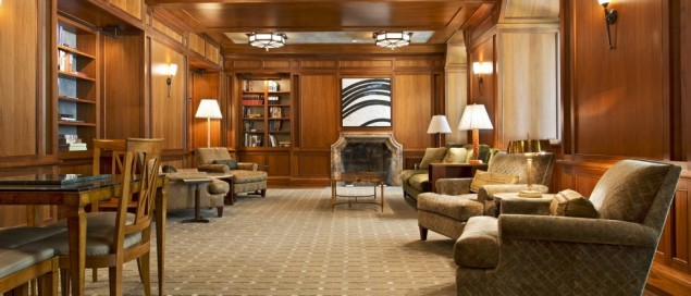 A look into the Chus 15 CPW living room. (Mercedes/Berk)
