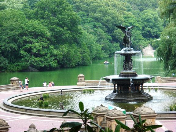 Central Park. Nancy Smith/flickr.