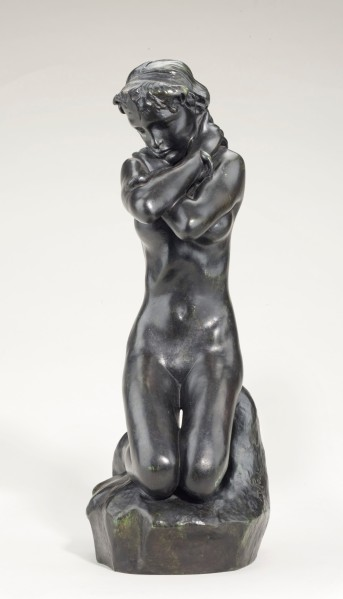 August Rodin's Young Girl With Serpent. (Photo: Art Recovery International)