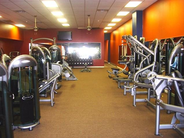 Empty Fitness center. (Photo: Abel Gomez/ Flickr)