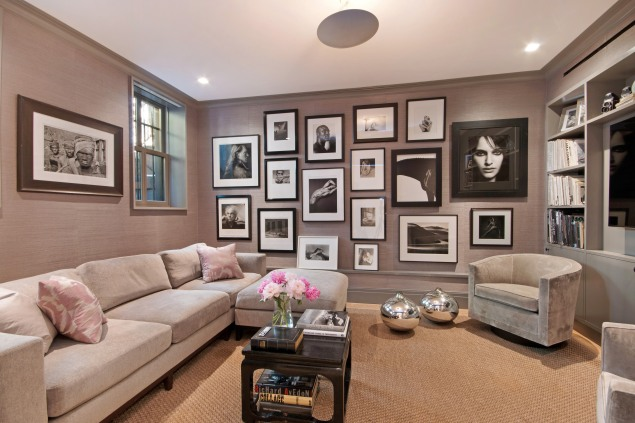 The home of celebrity photographer Mark Abrahams and designer Alexis Abrahams. (Corcoran)