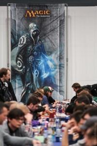 Magic the Gathering tournament. (Photo: Max Mayorov/ Flickr)