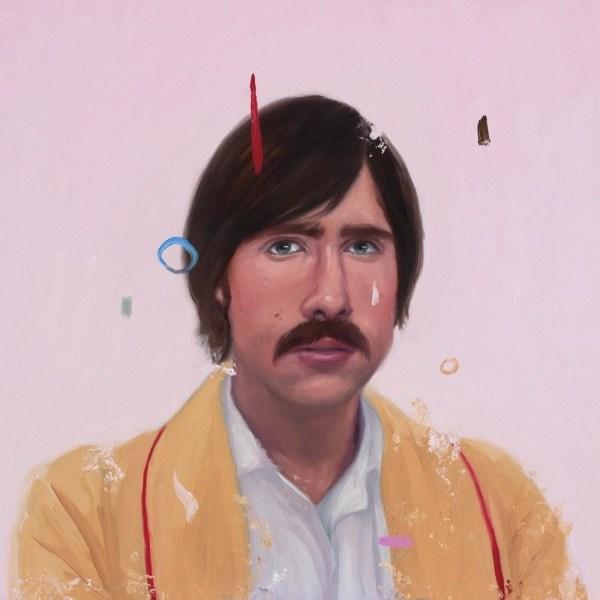 A portrait of Richie Tenenbaum by Valentin Fischer.