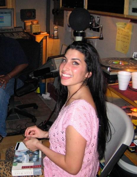 Amy Winehouse. (Photo: Nick Shymansky)